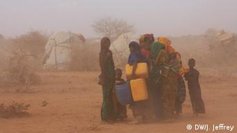 Äthiopien Gode - Dürre-Krise