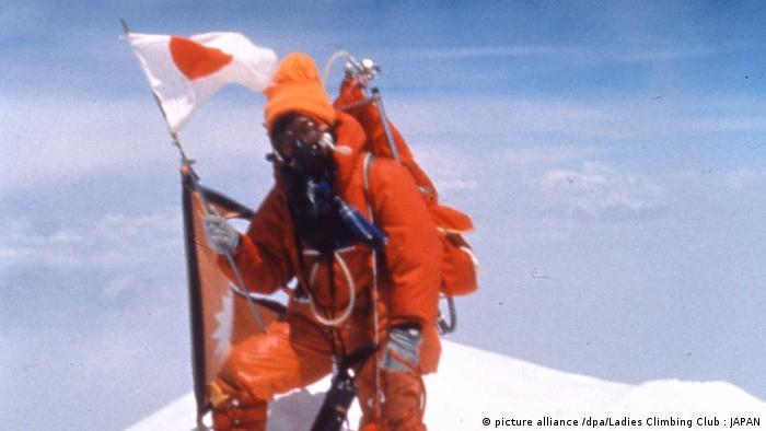 Besteigung des Mount Everest