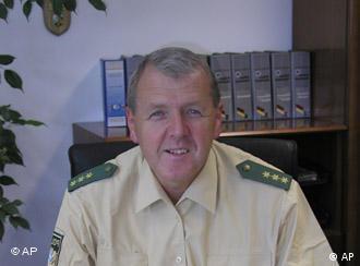 Шеф полиции Пассау Алоис Манихль