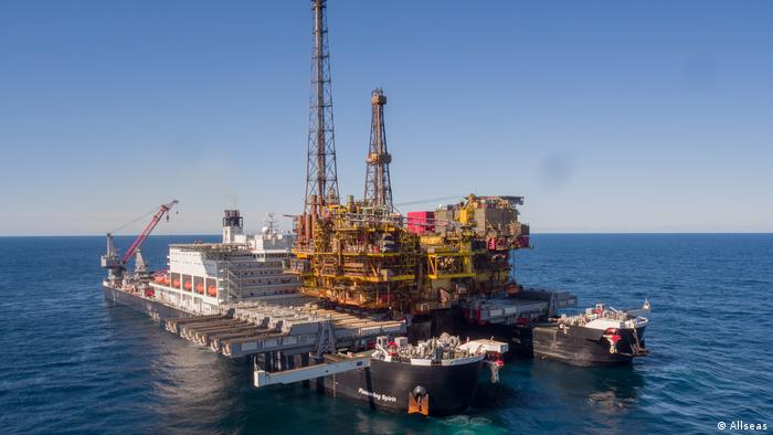 Allseas Pressebild - Pioneering Spirit (Allseas)