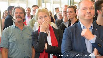 Τεράστια η απογοήτευση στο SPD