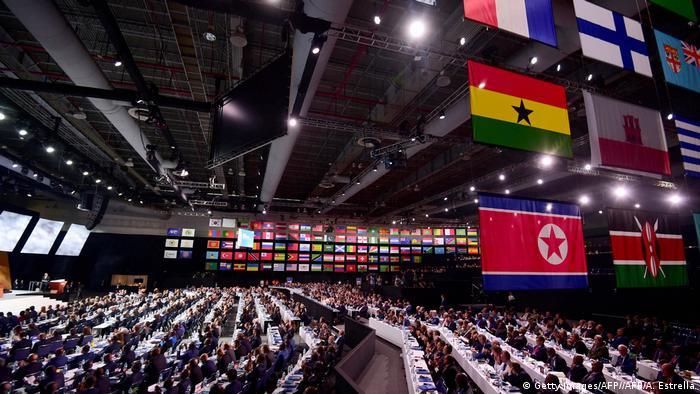 Mexikp Mexiko FIFA Kongress