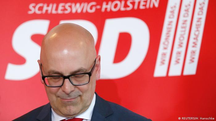 Deutschland Torsten Albig Wahlen Schleswig-Holstein (REUTERS/H. Hanschke)