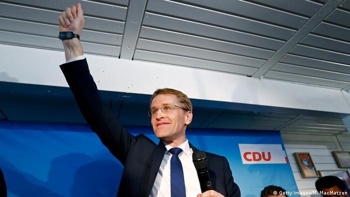 Deutschland Daniel Günther CDU Wahlen Schleswig-Holstein (Getty Images/M. MacMatzen)