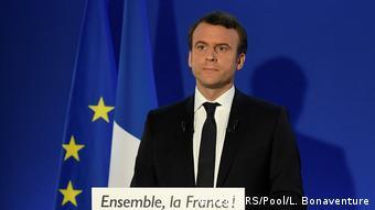 «Θα υπερασπιστώ την Ευρώπη και θα ενισχύσω τη σχέση μεταξύ των λαών που την απαρτίζουν»