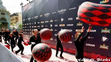 Ukraine Eurovision Song Contest in Kiew