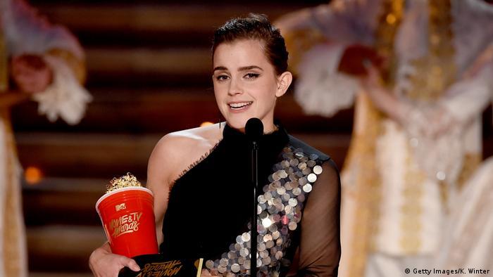 USA MTV-Awards Die Schöne und das Biest (Getty Images/K. Winter)