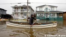 Kanada Überschwemmungen in Quebec
