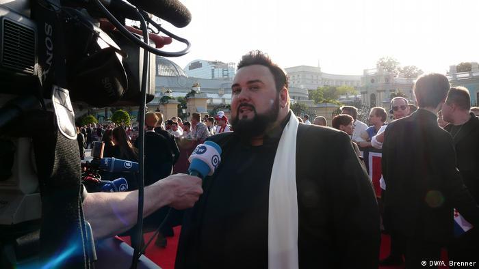 Жак Худек - учасник Євробачення від Хорватії