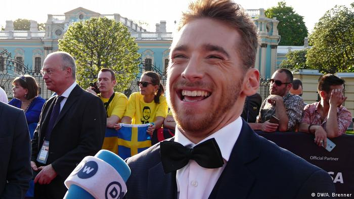 Учасник Євробачення від Австрії Натан Трент