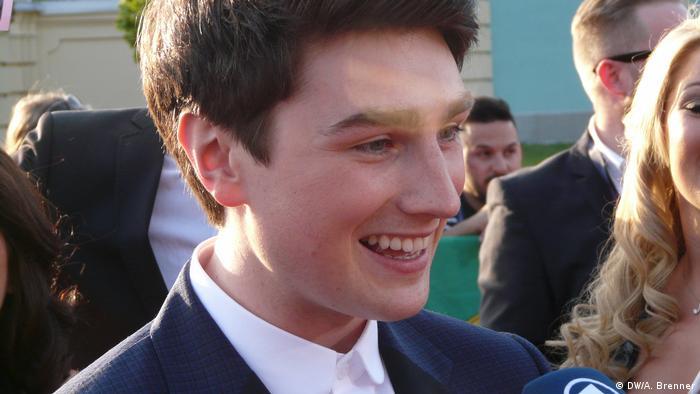 Брендан Мюррей - учасник Євробачення від Ірландії
