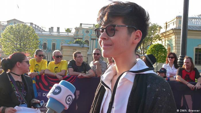 Крістіан Костов - учасник Євробачення від Болгарії