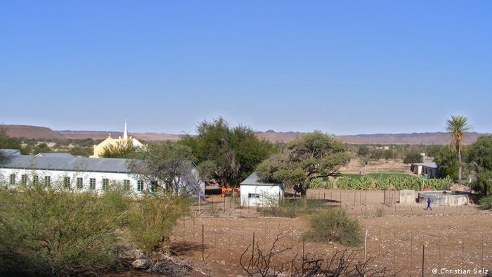 Heiraxabis in Namibia