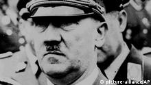 Adolf Hiltler 1941 (picture-alliance/AP)
