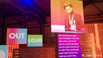 re:publica 2017 in Berlin - Carolin Ehmke