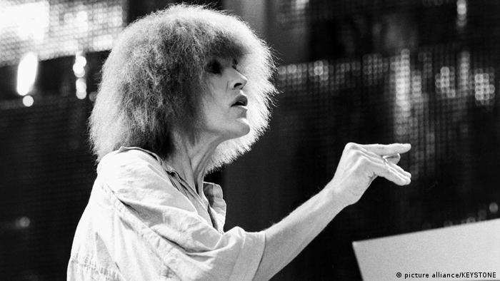 Carla Bley 1984 (picture alliance/KEYSTONE)
