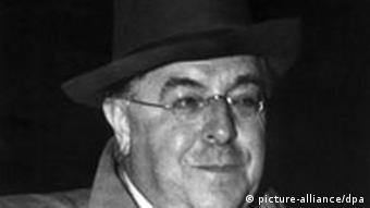 Der österreichische Filmregisseur Georg Wilhelm Pabst