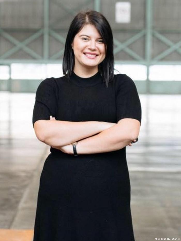 Amra Ducic Kommunikationswissenschaftlerin Österreich Bosnien-Herzegowina