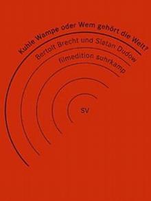DVD-Cover Kuhle Wampe oder: Wem gehört die Welt?