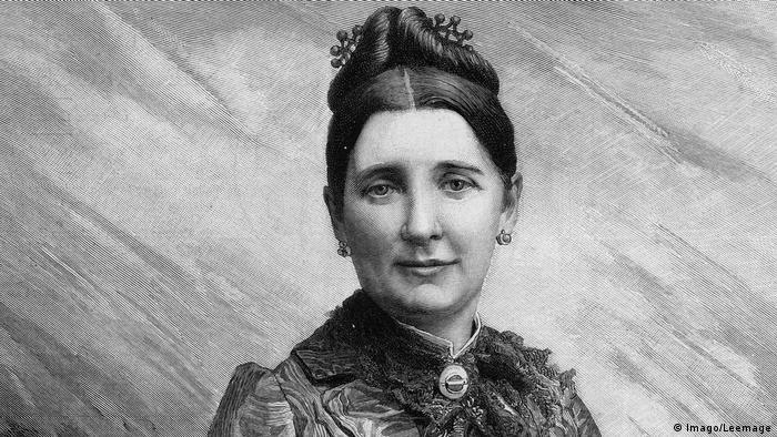 De 1887 a 1894, Cecile Carnot foi primeira-dama francesa