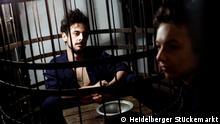 ACHTUNG: Nur zur abgesprochenen Berichterstattung! Szene aus der Aufführung (c) Heidelberger Stückemarkt