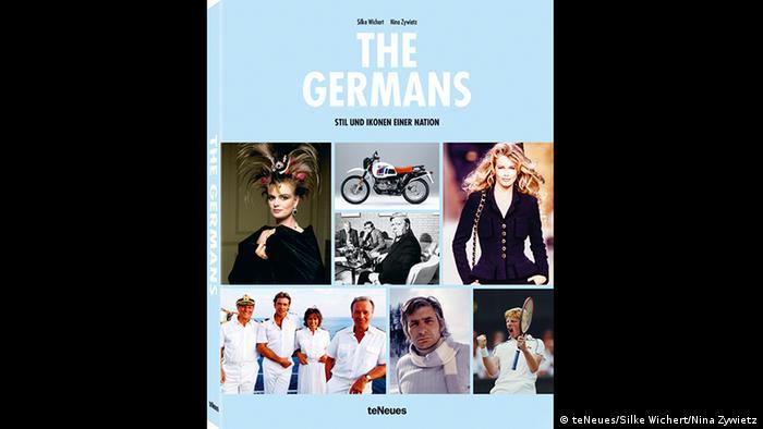 Book cover, 'The Germans - Stil und Ikonen einer Nation Buch' by Silke Wichert and Nina Zywietz (Photo: www.teneues.com)