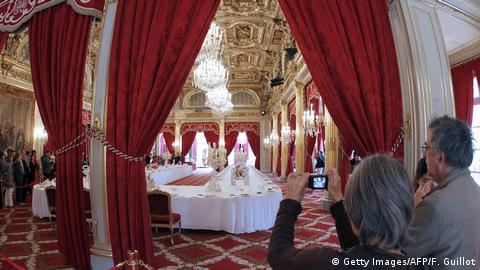 Elysee Palace (Foto: Getty Images/AFP/F. Guillot)