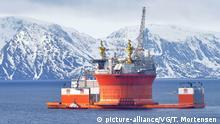 Dockschiff Dockwise Vanguard