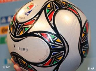 Official football for the FIFA Confederations Cup South Africa 2009