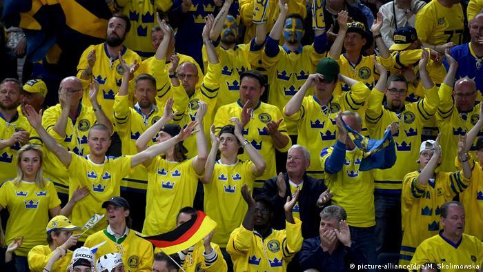 Eishockey WM Deutschland - Schweden (picture-alliance/dpa/M. Skolimowska)