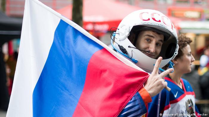 Eishockey WM Schweden - Russland (picture-alliance/dpa/M. Becker)
