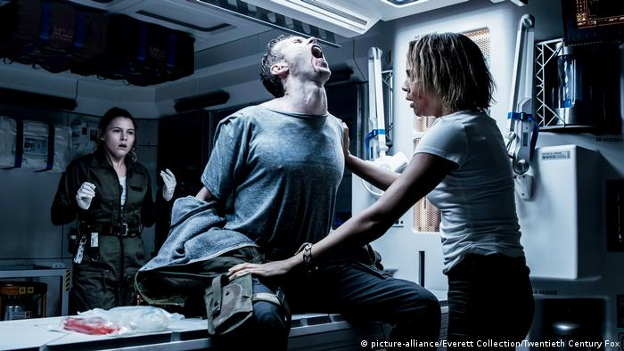 Filmstill Alien Covenant (picture-alliance/Everett Collection/Twentieth Century Fox)
