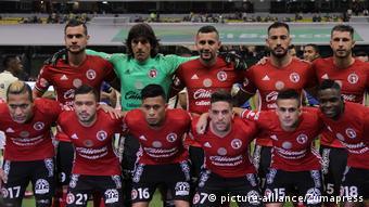 Mexiko Fußball Los Xolos de Tijuana - Chiapas Jaguar