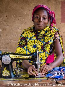 Practical Action | PPEO2017 | Togo woman entrepreneur
