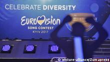 Ukraine Vorbereitung Eurovision Song Contest 2017 in Kiew