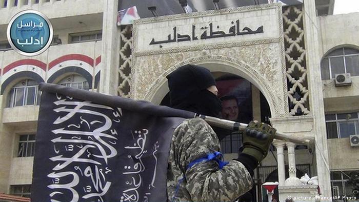 Syria Al Nusra Front Kämpfer Symbolbild