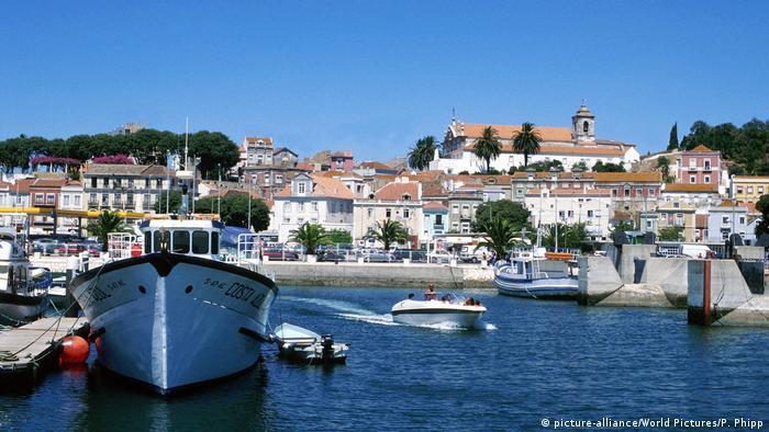 Portugal Setubal Distrikt nahe Lissabon