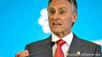 Anibal Cavaco Silva Präsident Portugal CPLP