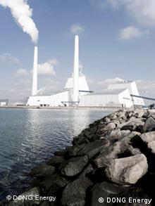 power plant near copenhagen
