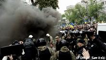 Ukraine Demonstrationen am 9. Mai in Kiew