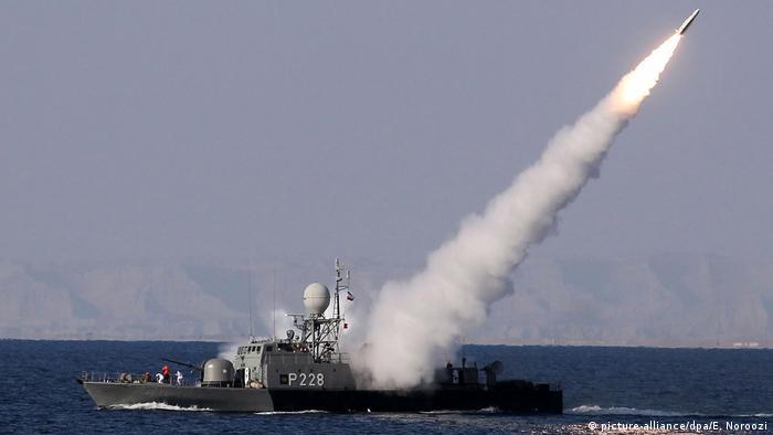 Manevri iranske ratne mornarice