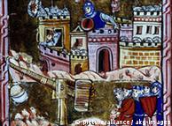Ocupación de Antioquía durante la primera Cruzada, en 1096.