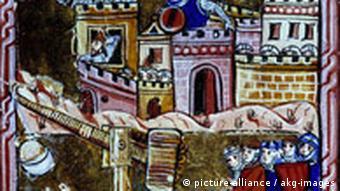 Geschichte Mittelalter Antiochia Erster Kreuzzug 1096 - 99