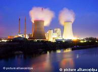 Угольная электростанция вблизи Франкфурта-на-Майне