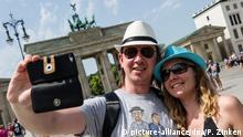 Deutschland Tourismus Sommertag in Berlin