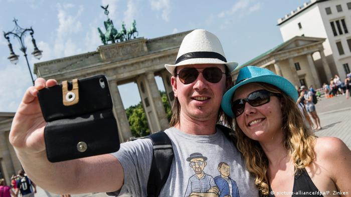 Berlin 247 How Much Tourism Can Berlin Stand Culture Slot Dw