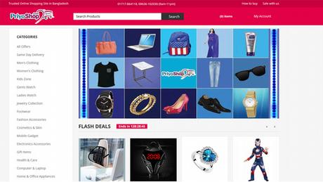 Bangladesch | Shopping Websites | priyoshop