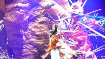 Джамала заспівала на цьогорічному Євробаченні у Києві
