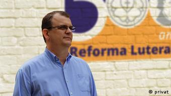 Pastor Claudio Kupka , de Porto Alegre