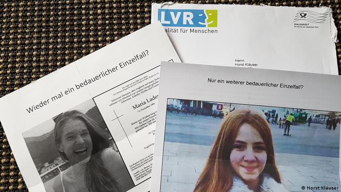 LVR - rechte Hetzbriefe